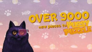 Pussy Puzzle - OVER 9000