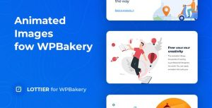 Lottier 1.0.2 - Lottie Animated Images for WPBakery