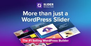 Slider Revolution 6.3.5 Nulled (All Templates) - Responsive WordPress Plugin