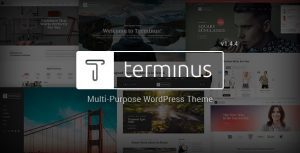 Terminus 1.4.4 - Responsive Multi-Purpose WordPress Theme