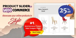 Product Slider For WooCommerce 3.0.4 - Woo Extension to Showcase Products