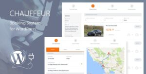 Chauffeur Booking System for WordPress 5.6