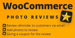 WooCommerce Photo Reviews 1.1.4.8
