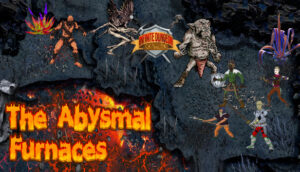 Infinite Dungeon Crawler - The Abysmal Furnaces Infinite Dungeon Crawler - The Abysmal Furnaces